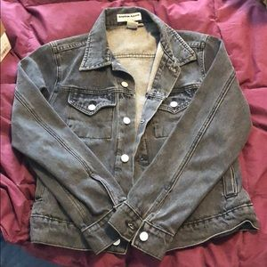 RARE American apparel Jean jacket